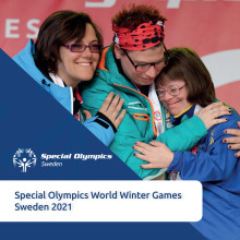 Special Olympics World Winter Games 2021 bid