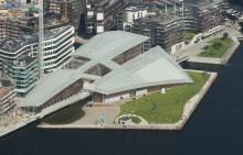 Premiär för spektakulära Astrup-Fearnley museet i Oslo