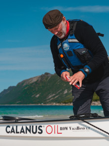 Ror rundt Andøya med Calanus® Oil