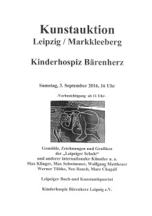 3. September: Tag der offenen Tür im Kinderhospiz Bärenherz Leipzig