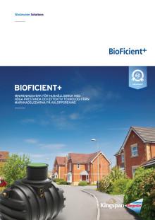 Broschyr: Kingspan Klargester BioFicient+