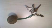 Keys found following burglary in Micheldever