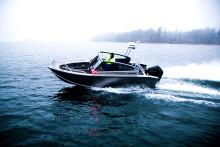 Alukin aluminiumbåtar lanserar bowrider i ny design
