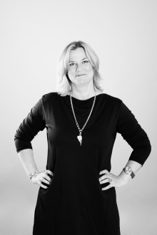 Anna Carlstedt föreslås bli ny ordförande i Röda Korset