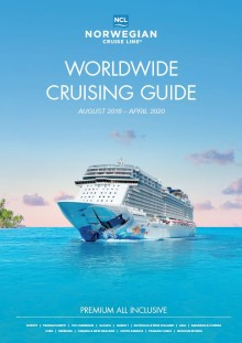 New brochure 2018-2020: Norwegian Cruise Line presents the largest European line-up in the history of the company