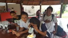 Kestävän kehityksen koulutusta Meksikon luonnonihmeiden säilyttämiseksi