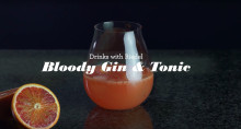 Drinktips - Bloody Gin & Tonic