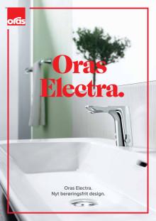 Oras Electra - nye modeller, nyt design