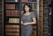 FEL DATUM m.m. I TIDIGARE PRESSUTSKICK: Författarkväll med Martina Haag