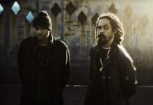 "Nas & Damian ""Jr Gong"" Marley till Grönan"