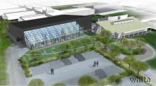 Bygge igång för avancerad forskningsanläggning i Alnarp