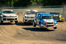 Norska rallycrosseliten till RallyX i Arvika
