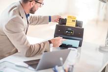 Bedriftene spør, og Brother leverer: Den nye strekkodeteknologien for dokumentarkivering sparer tid og ressurser