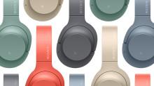 h.ear-serie fra Sony i nytt fargerikt design