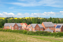 Rics says drastic housing shortage is pushing up prices