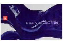Trendrapport fra Stockholm Furniture and Light Fair 2018