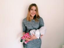 Josefin Knave ny profil på mama.nu