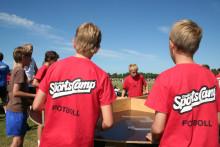 Stadium Sports Camp expanderar till Finland