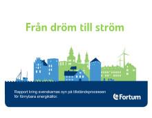 Pressrapport Fortum - Tillståndsprocessen juli 2010