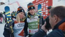 Följ skidstjärnornas väg till OS i Pyeongchang