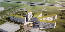 The Gate - Peabs nya regionkontor i Malmö