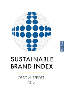 Officiell Rapport Finland - Sustainable Brand Index 2017