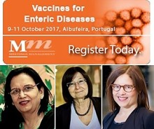 New ETVAX® data will be presented during Vaccines for Enteric Diseases (VED) conference