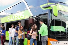 FlixBus erbjuder studentrabatter