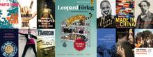 Höstens nya böcker från Leopard förlag