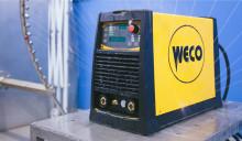 Nytt sortiment av svetsmaskiner och gasbrännare från Weco och Rimac!