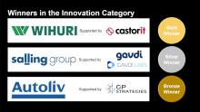 Autoliv får SAP Nordic Quality Award 2018
