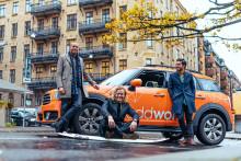 Oddwork-grundarna vinner Årets Unga Framtidslöfte