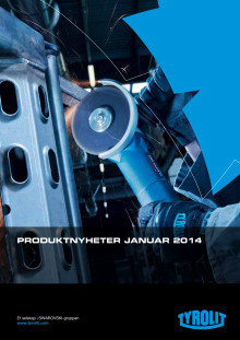 Tyrolit produktnyheter 2014-1