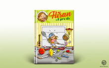 Prisad barnboksförfattare lyfter samtal om aktivitetsstress