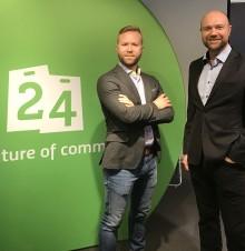 24Nettbutikk og Unifaun inngår samarbeid om enklere frakthåndtering