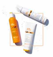 Återfukta ditt hår på djupet med nya Moisture Plus!
