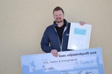 Årets miljöteknikprofil: Jacob Norling, NGL Vatten och Energiteknik