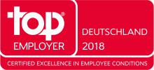 Top Employer 2018:  Santander erhält Auszeichnung zum 10. Mal