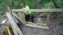 De ska hitta lösningar för att magasinera grundvatten på Gotland