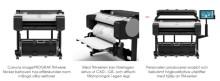 Canon lanserar PROGRAF TM-serien – högkvalitativ storformatsutskrift on-demand för många olika arbetsmiljöer, inklusive företag, detaljhandel och utbildning