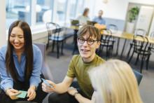 Framtidens arbetsmarknad ställer krav på nya innovativa utbildningar