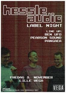 Ben UFO, Pearson Sound og Pangaea fejrer 10 år med pionerende klub musik