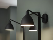 Vedum lanserer holdbar designbelysning for  baderommet