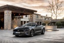 Ford Mustang je již třetím rokem v řadě nejprodávanějším sportovním kupé na světě
