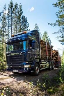 Scania introducerer Europas kraftigste V8 Euro 6-motor