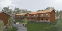 Egnahemsbolaget väljer Tm2 för bostadsrätter nära Härlanda Tjärn i Göteborg