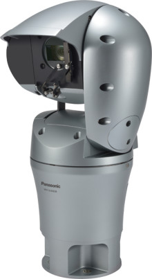 Riding Through the Storm with Panasonic Ruggedised Surveillance Camera