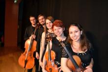 Tioårsjubileum för Kammarmusikfestivalen Kom & Hör i Stockholm 11-15 februari!