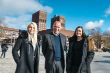 Oslo inviterer gründermiljøet: Vil gjøre byen smartere
