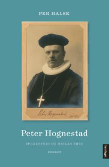 Per Halse aktuell med biografi om Peter Hognestad